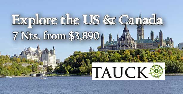 CM-Tauck-Tours_US-Canada - Cruise & Travel Specialists