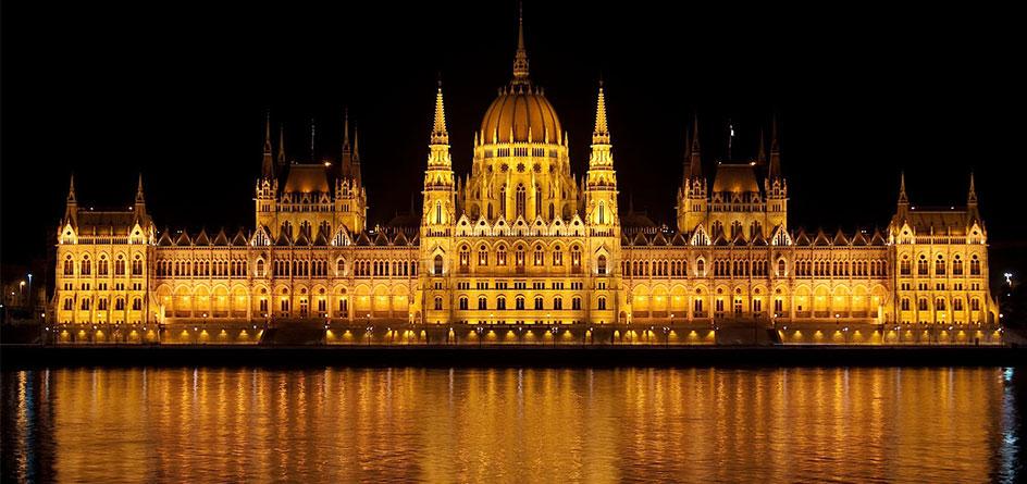 Parliament Buildings Budapest