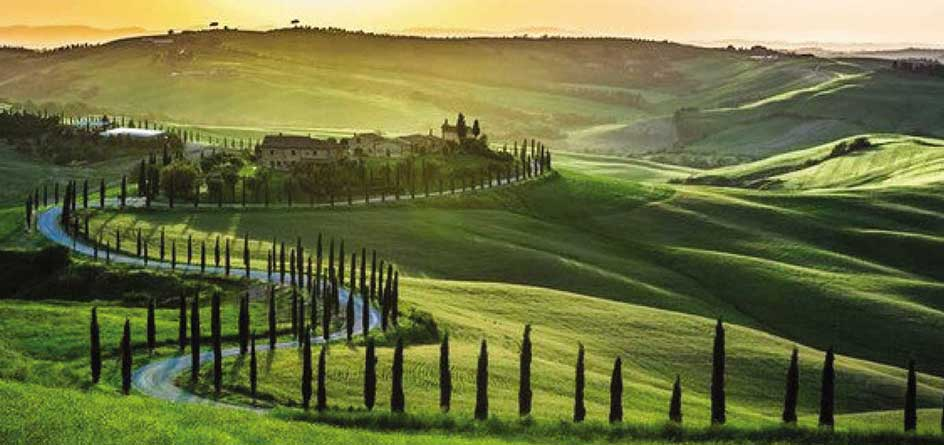 When This is over - Tuscany