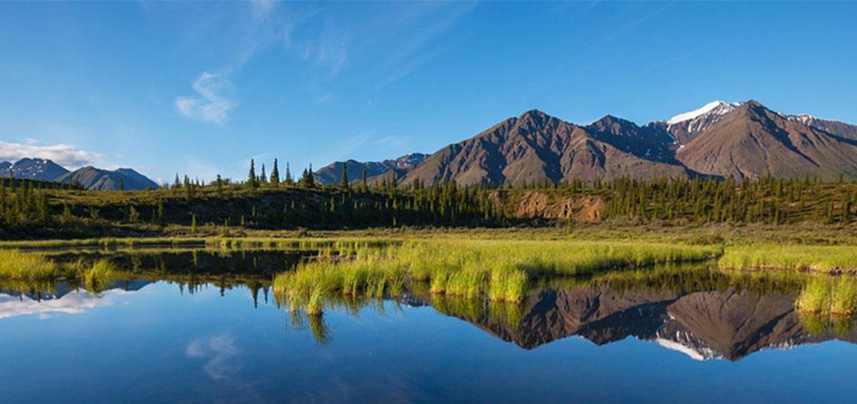 Alaska Cruise Season - Lake Serenity