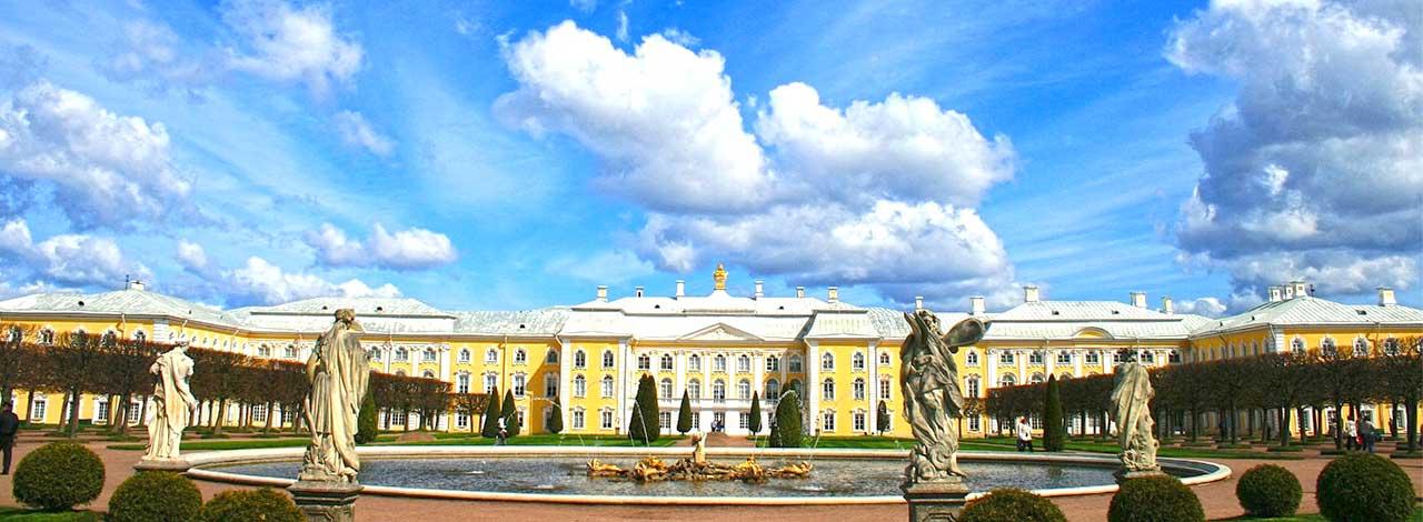 Baltic Cruise St. Petersburg