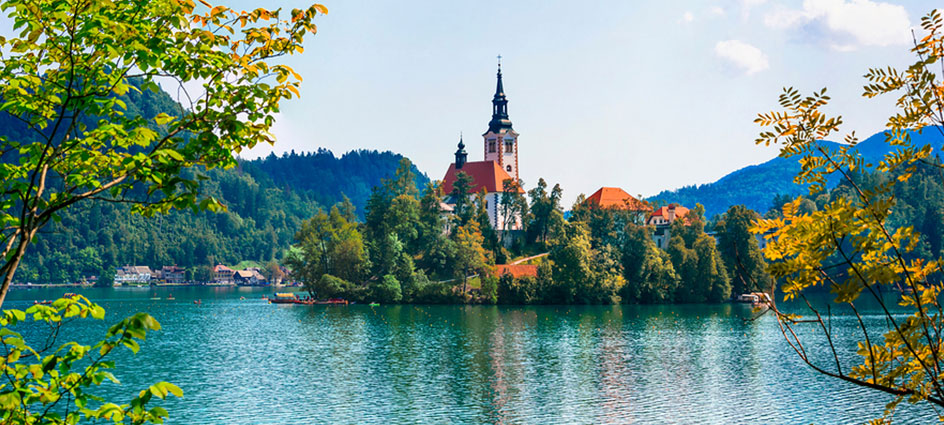 Changing Travel requirements Lake Bled