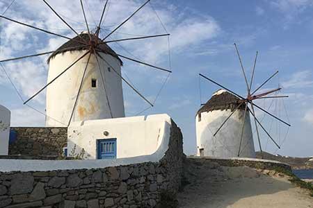 Escorted Greek Isles - Mykonos
