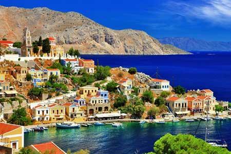 Escorted Greek Isles - Symi