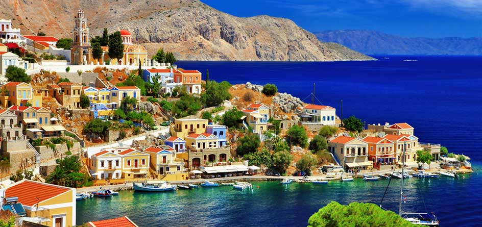 Escorted-cruises---Symi, Greece