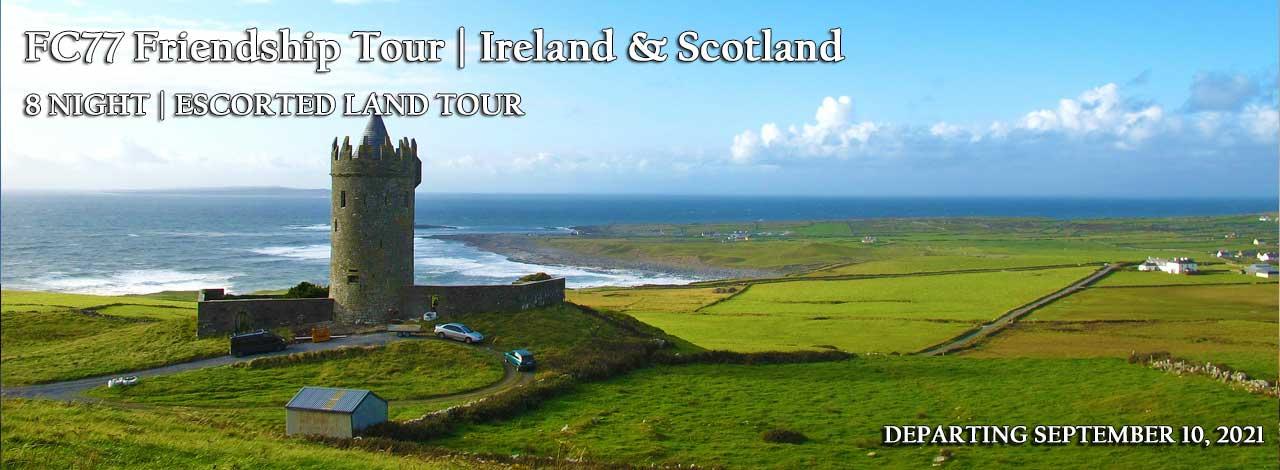 A Taste of Two Irelands